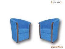 ŠKOLJKA fotelja